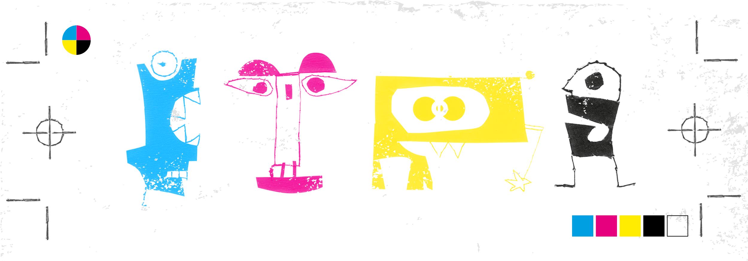 Print Projekte